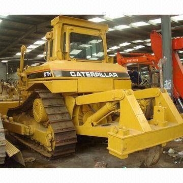Used Caterpillar Bulldozer D7H
