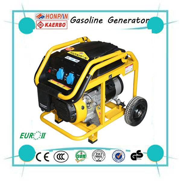 Portable Gasoline Generator 1kw-20kw with Factory Price for Sale