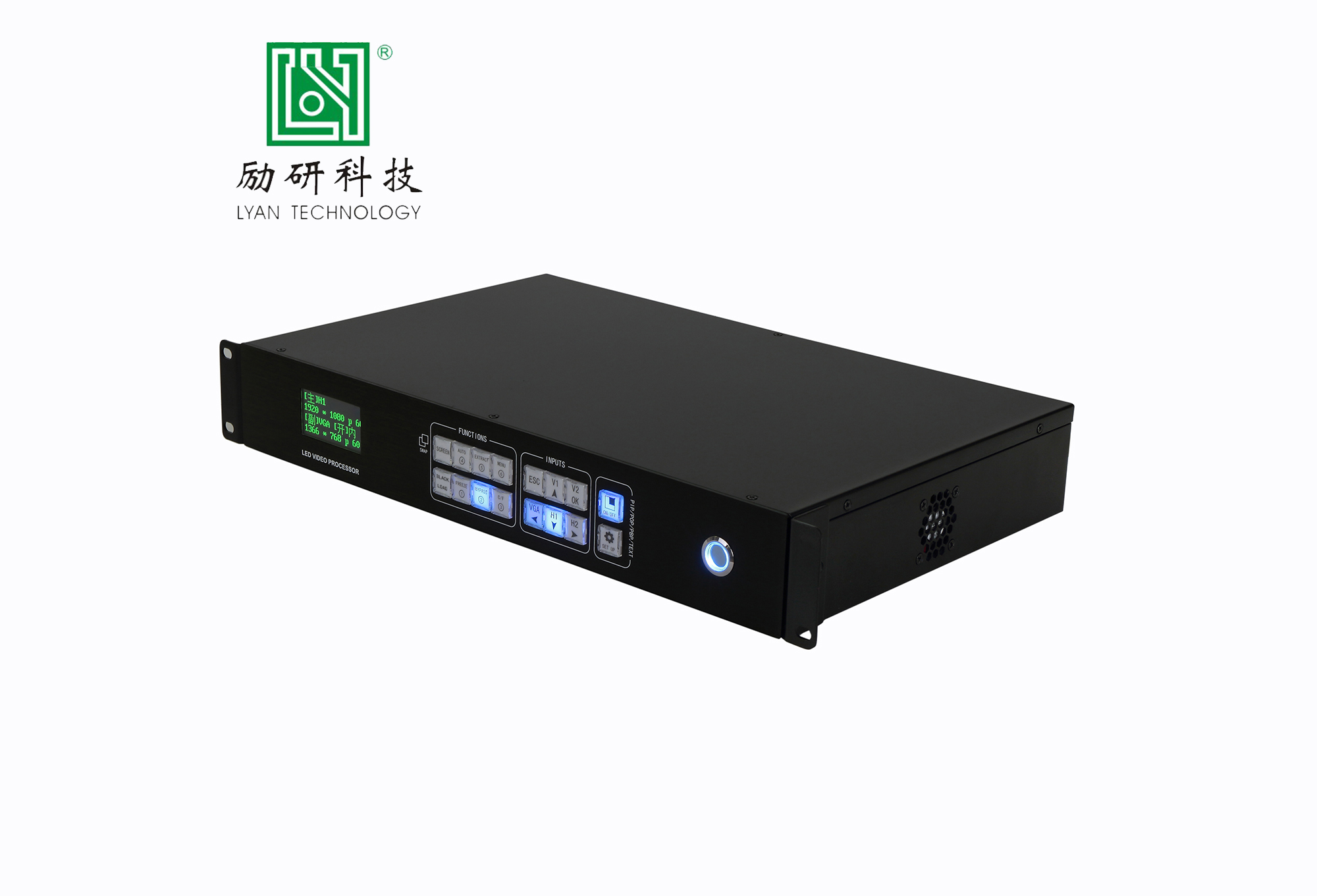 LY-D9 LED Video processor
