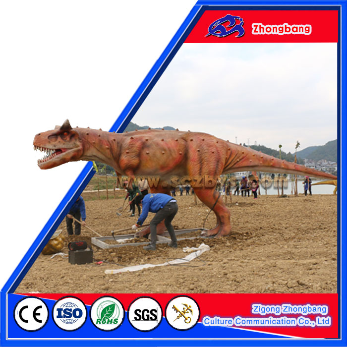 Zigong Factory Customized Dinosaur Toy Life-like Dinosaur