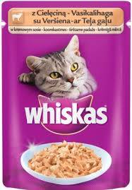 Whiskas 100g cat food