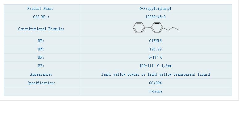 4-Propylbiphenyl