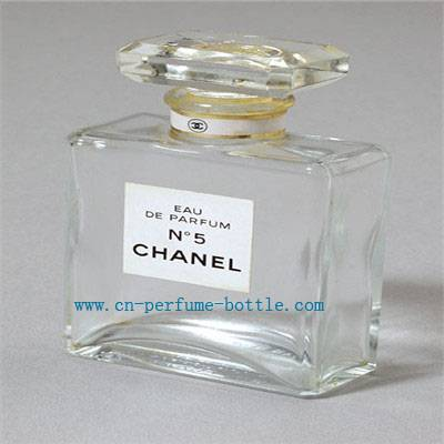 90ml high quality brand perfume glass bottle for wholesale