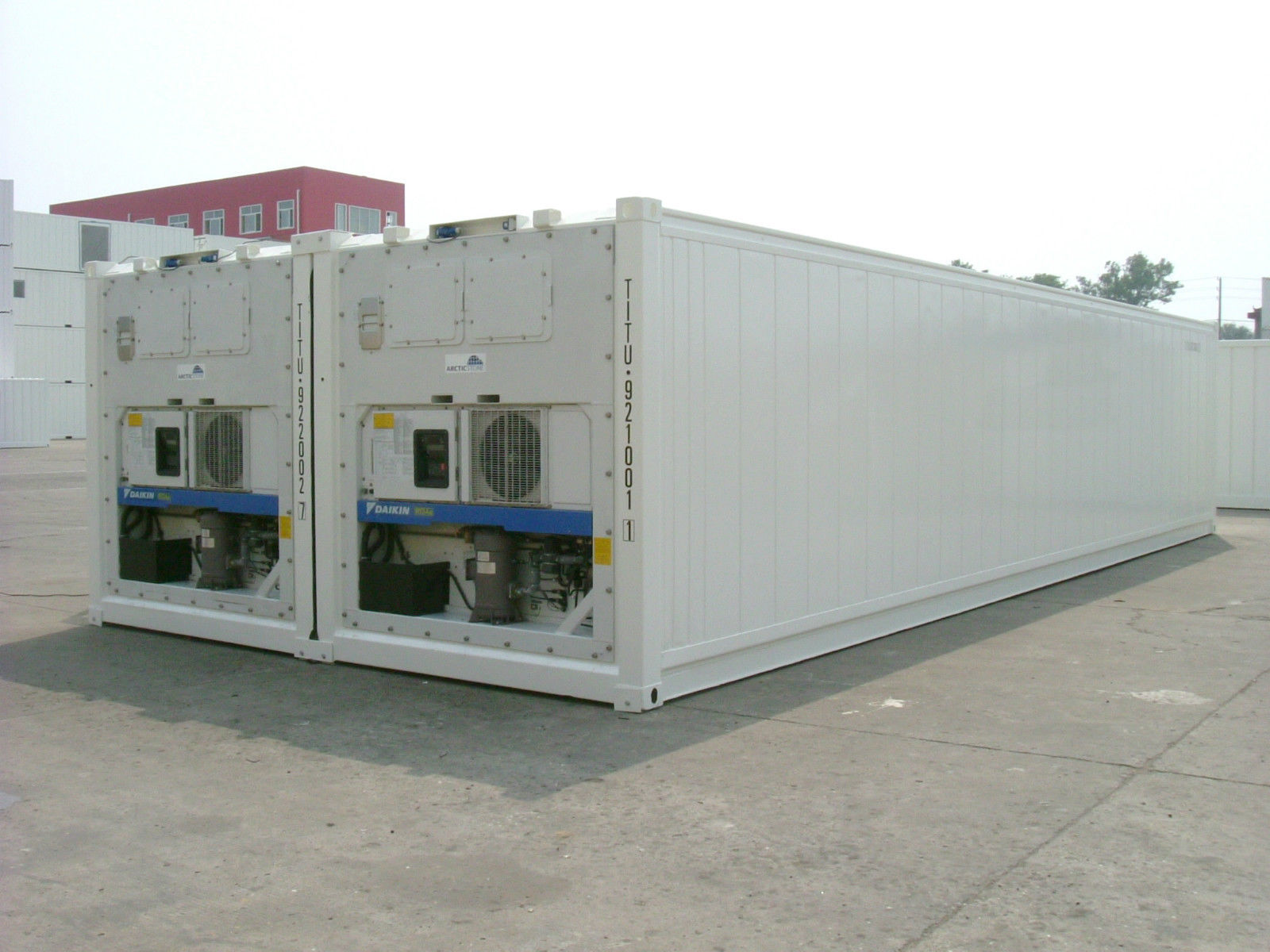 20' and 40' High cube Refrigerated Container - Temperature Controlled Storage Unit -Priced to Move