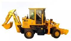 1.8 ton rated load mini backhoe WZ30-18