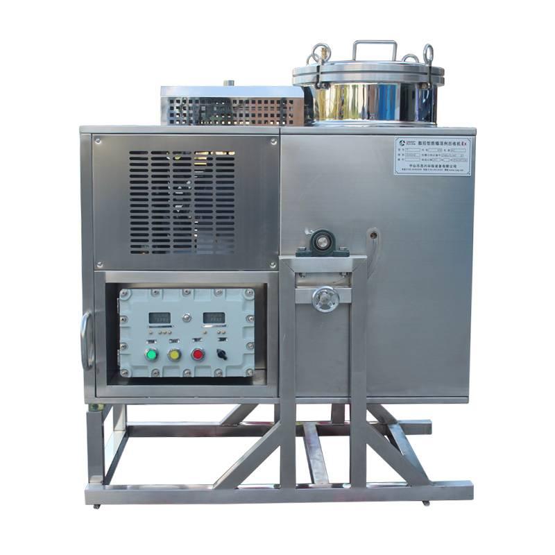 IPA recovery machine