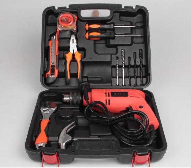 Portable Tool Kit, Combination Tool Set, Hand Car Repairing Tool Set