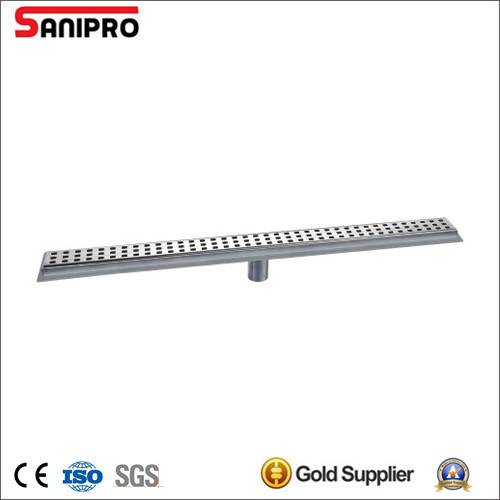 Fast smart 304 stainless steel shower line drain grate