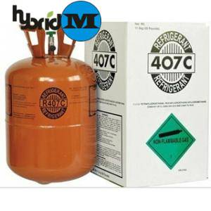 Hybridm Refrigerant gas r407c high purity