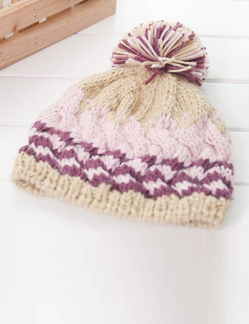 2015 new women knitted winter hat