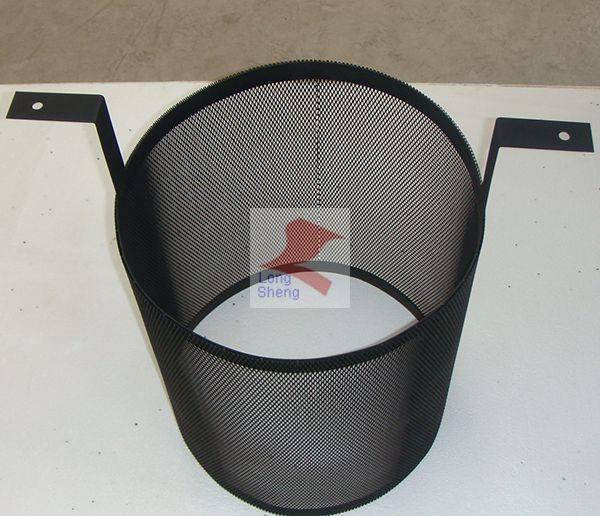 Iridium Tantalum Coated Titanium Anode basket