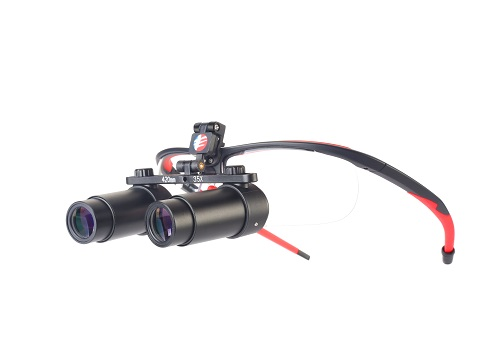 binocular loupes 3.5X