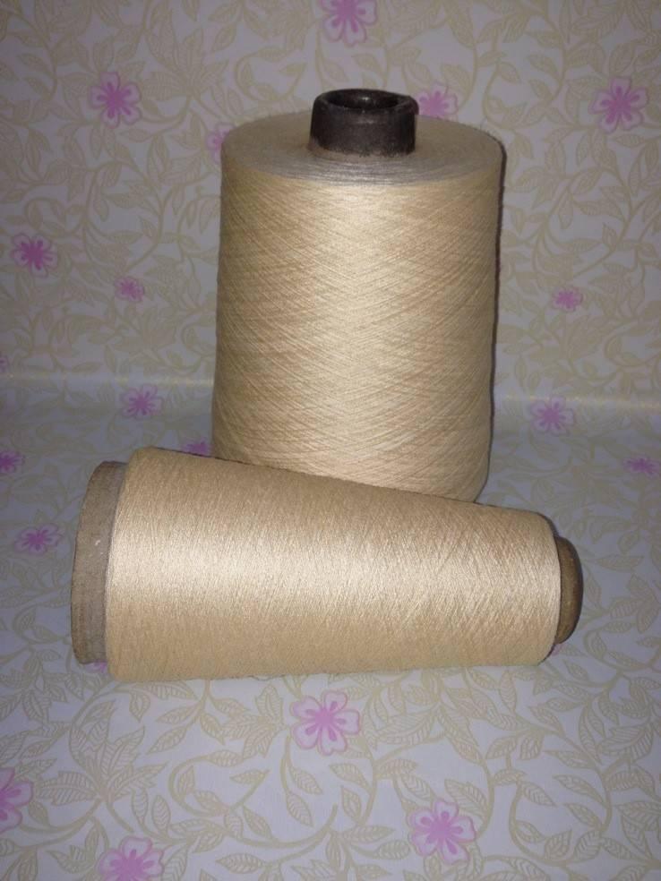 soy yarn in bleach soy fiber
