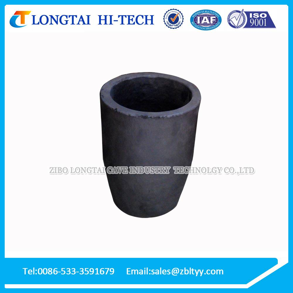 Silicon Carbide Crucibles Melting Temperature of Copper Melting Pot