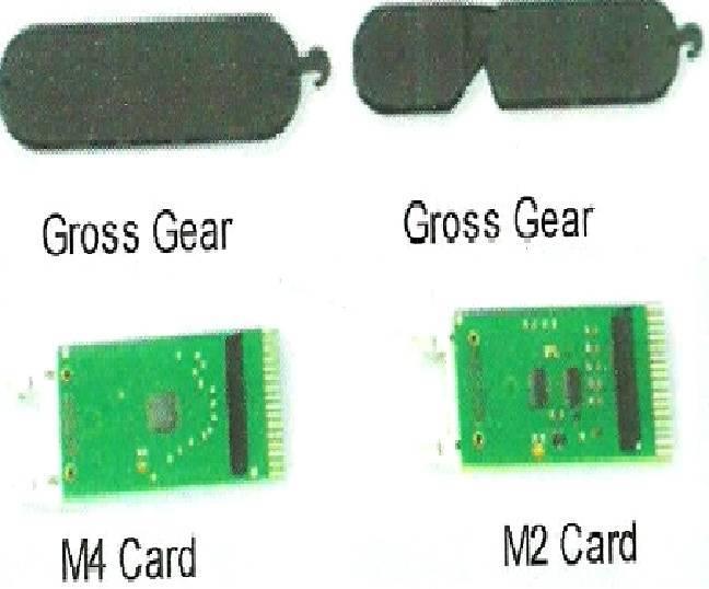 Electronic Jacquard Parts