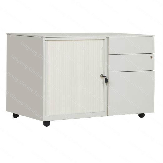 Office Furniture Metal Mobile Caddy Filing Cabinet