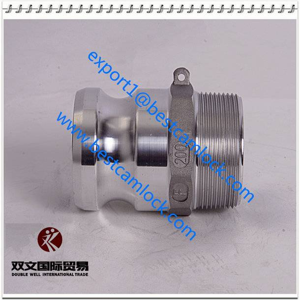 Hot sale best price male and female Aluminum Camlock Coupling type F