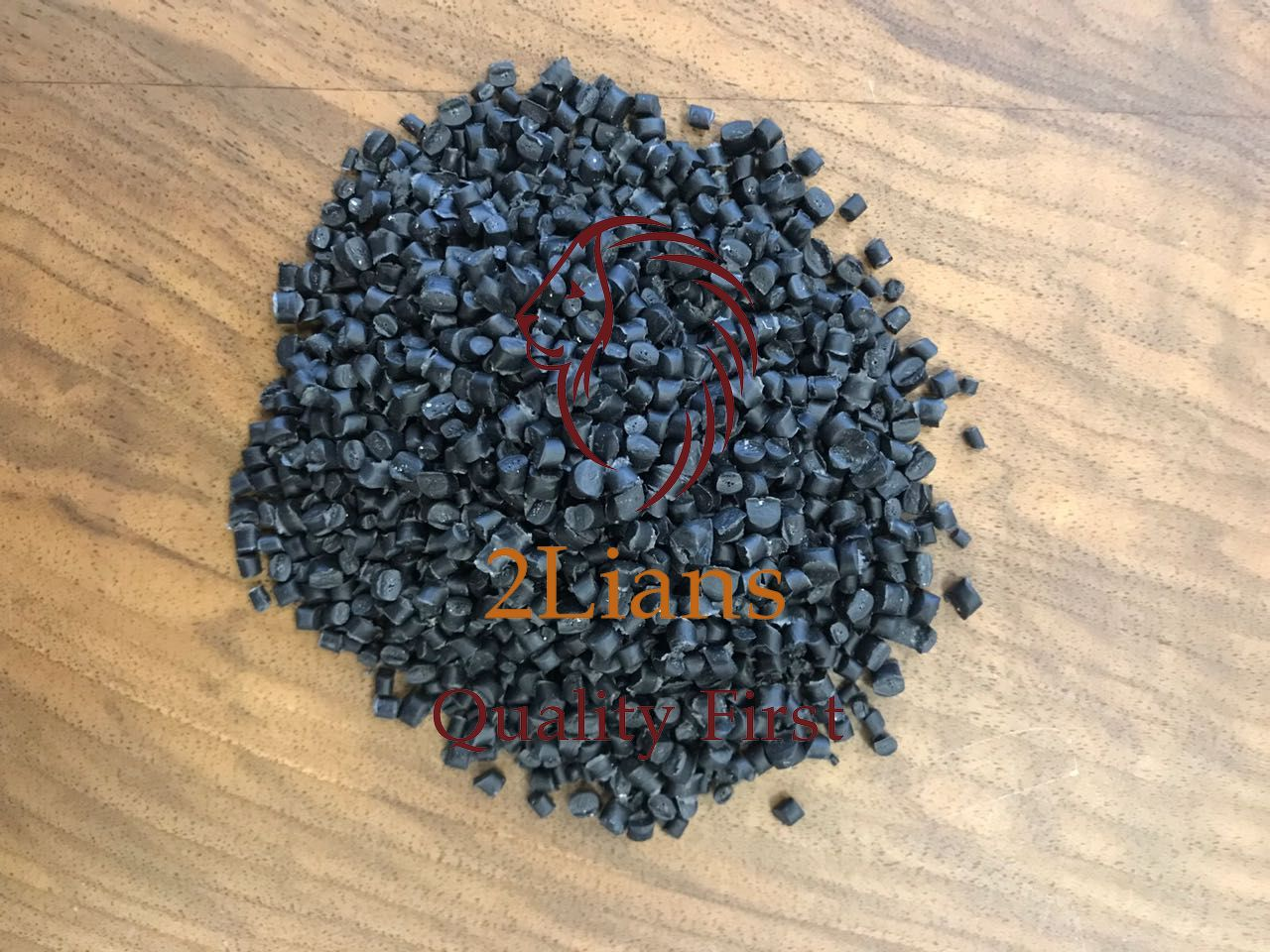 PP Black Repro Pellets Recycled