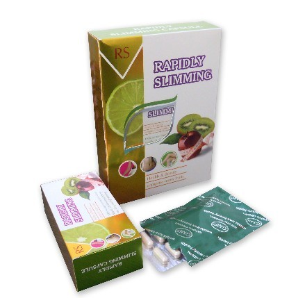 Weight Loss Healthy Diet Pills Rapidly Slimming Capsules