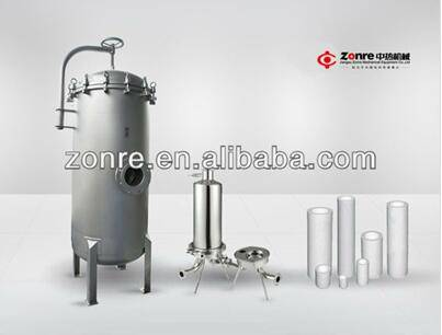 Zonre  cation exchanger