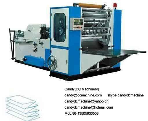 Hand Towel Making Machinery (DC-KTM1-230/2-5)