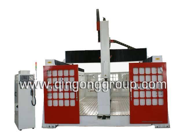 Big Size Foam Mould Making ATC CNC Router Machine B2540CR