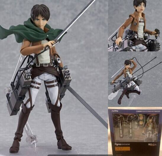 Attack on Titan Figure 15CM