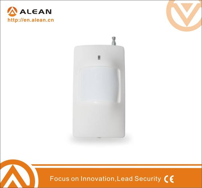 Directional curtain passive infrared detector
