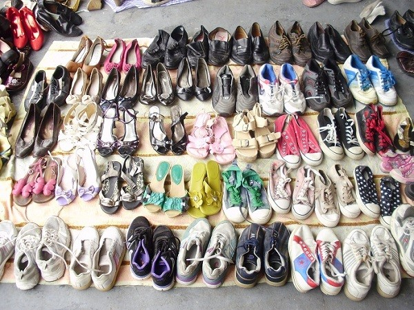 sell used shoes