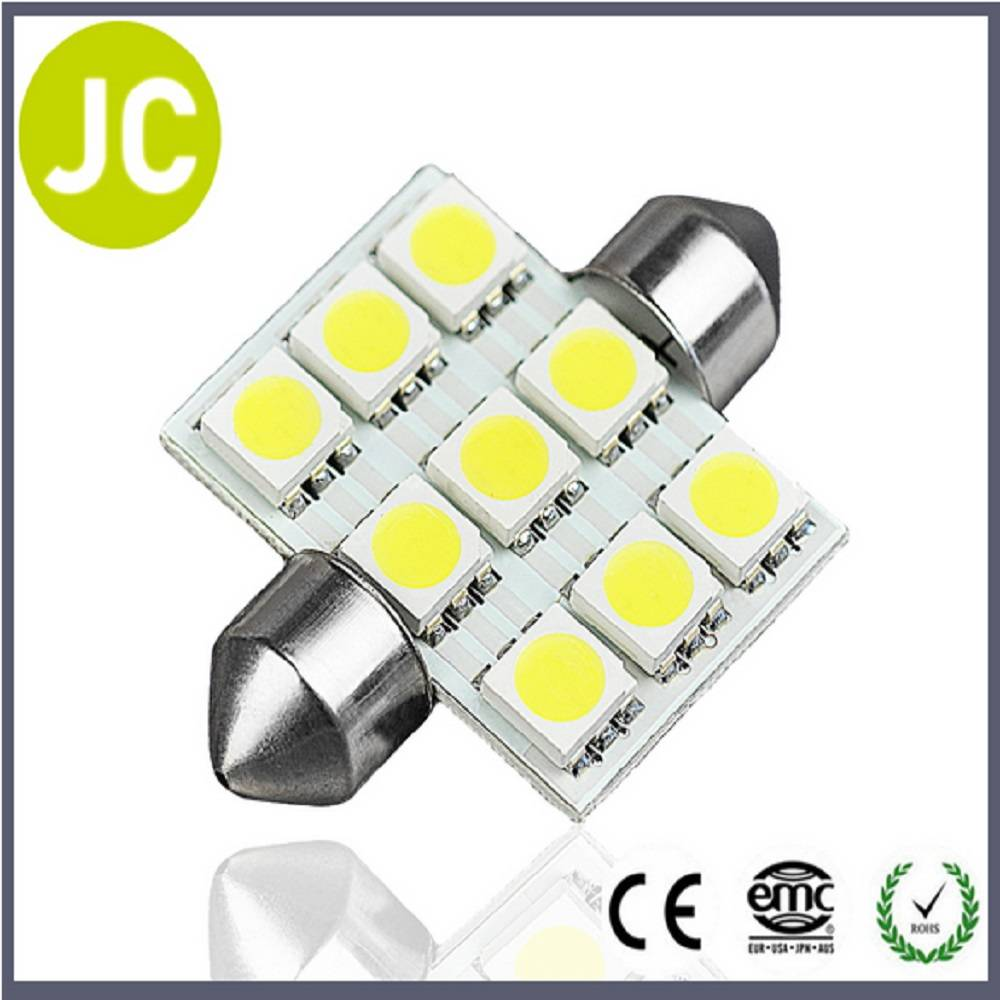Practical and with factory price festoon led car light