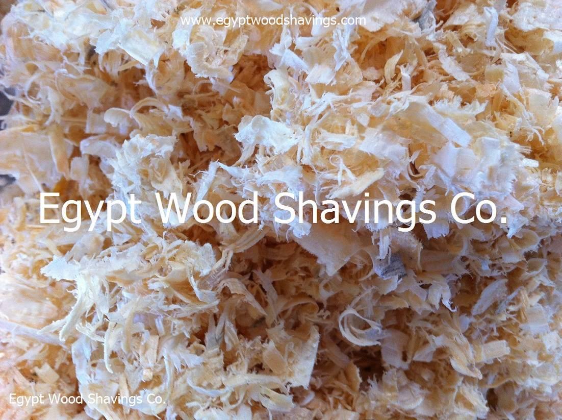 Pine wood shavings for horses bedding