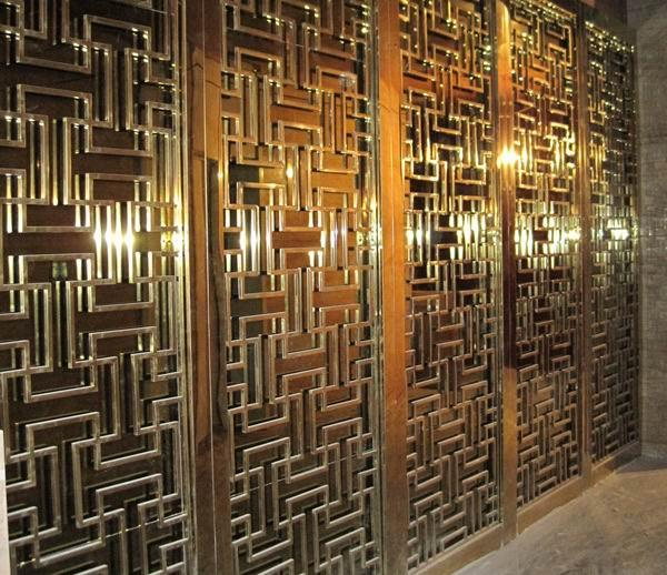 Decorative Metal Wall Panels and Screens - Unox Metal