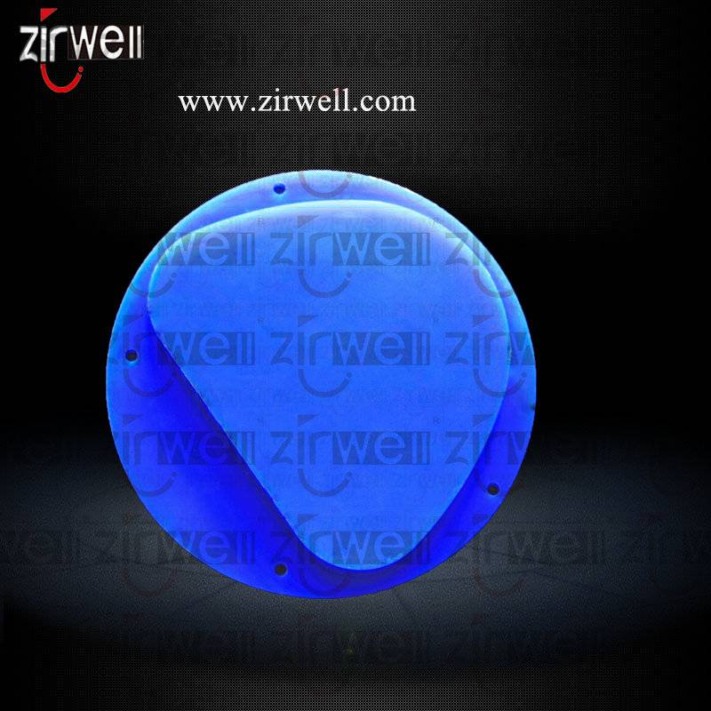 Zirwell Amann Girrbach Suitable Wax Blank for Casting Dental Whiting Material Cadcam Dental Supplier