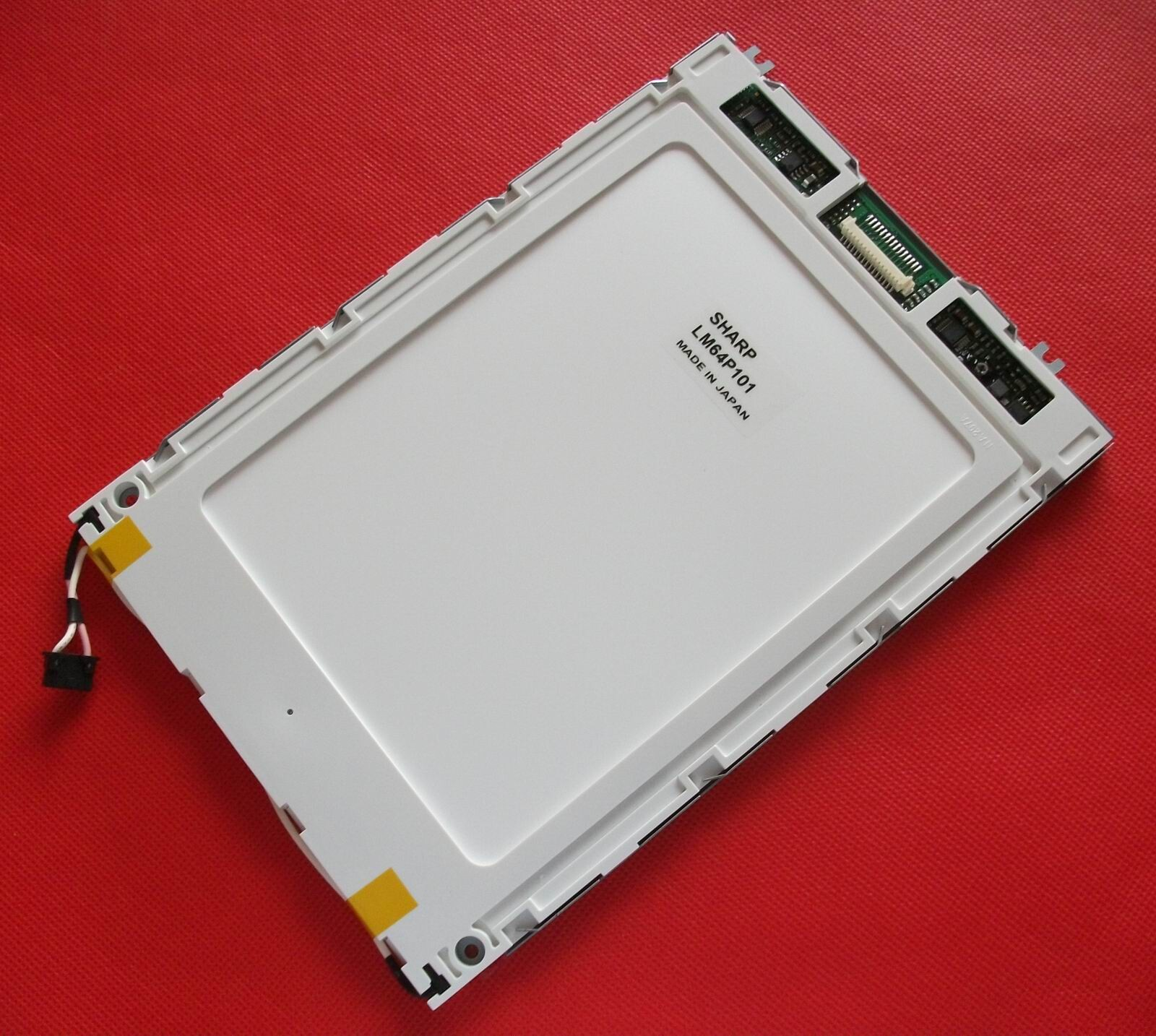SHARP 7.2INCH LCD PANEL LM64P101 for FANUC CNC Screen