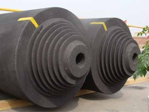 High Quality Carbon Graphite Electrode Rod For Steel Casting
