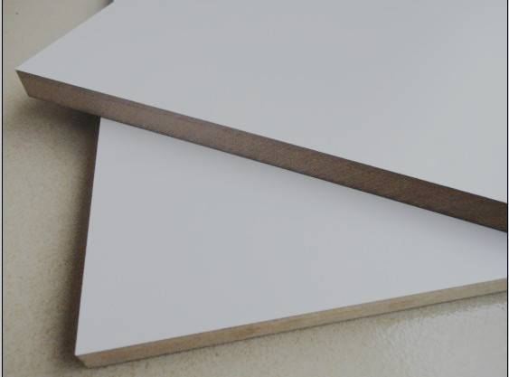 Melamine Face MDF Particle Board PB Chipboard Board Panel