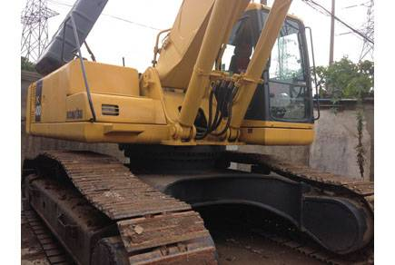 Used Construction Machine, Used Komatsu PC400 Excavtor