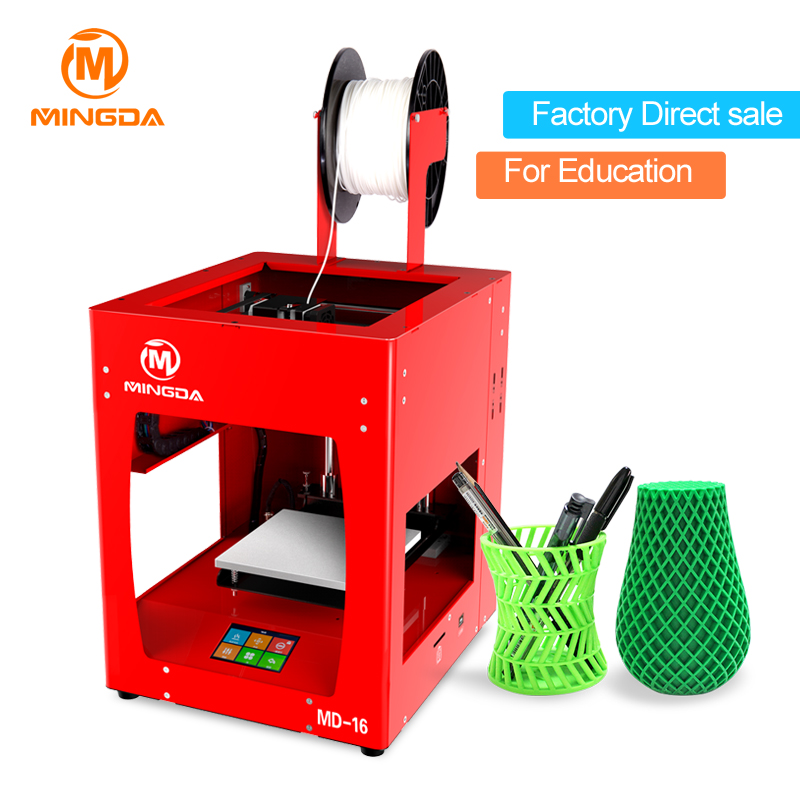 factory direct sale MINGDA brand professional 3d printer for sale high precision 3d printer machine