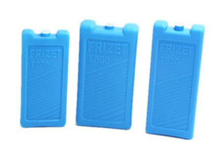 Blue Multi Specification Plastic Reusable Ice Blocks Gel Ice Pack For Fan