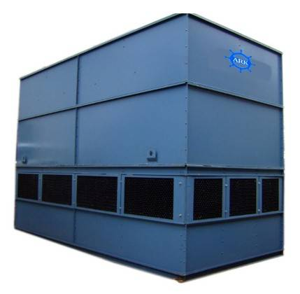 China Counter Flow Closed Cooling Tower Factory