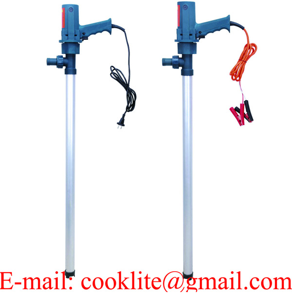 Electric Barrel Pump / Electric Drum Pump - 420W 60L/Min