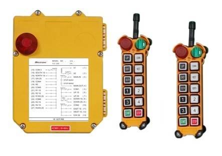 F21-10D Radio Remote Controller