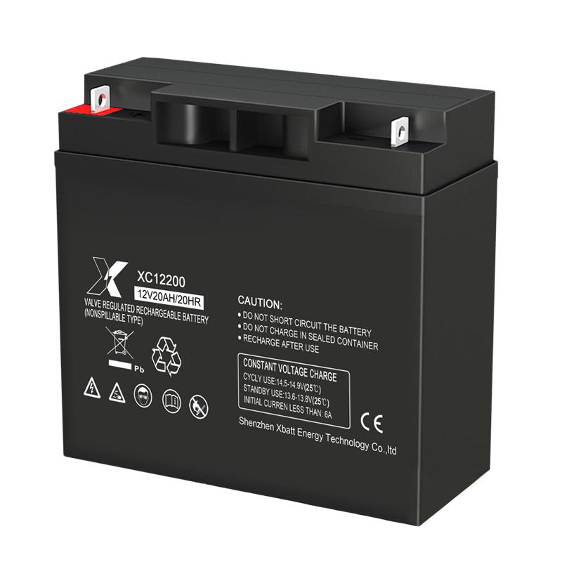 Xbatt 12V17AH lead acid battery for Uninterruptible power supply