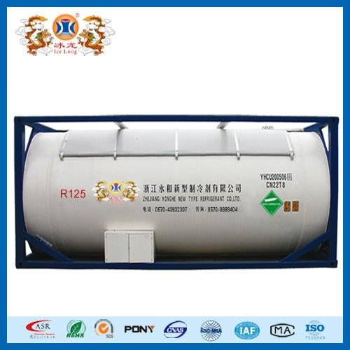 refrigerant gas r125 Pentafluoroethane