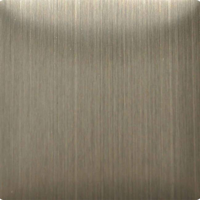 Hairline(No.4) finish Stainless steel sheet