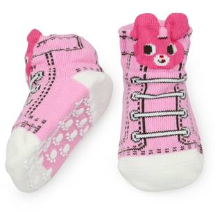 Cute high quality baby socks with bear,rabbit , shoes patterns