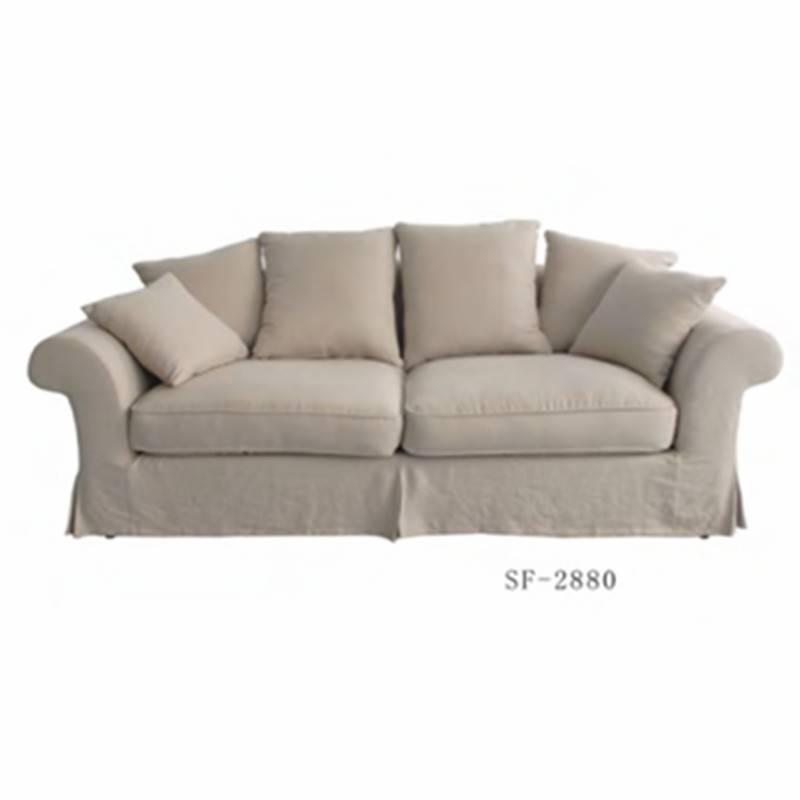 French Sofa Sectional Living Room Modern Sofa Sf-2880
