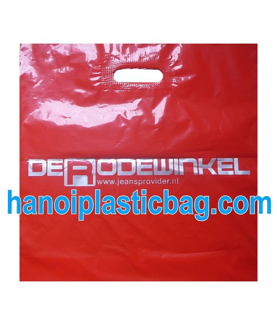 PATCH HANDLE PE BAG