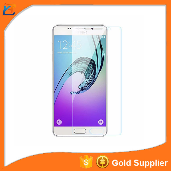 HD clear screen guards for galaxy c7 tempered glass