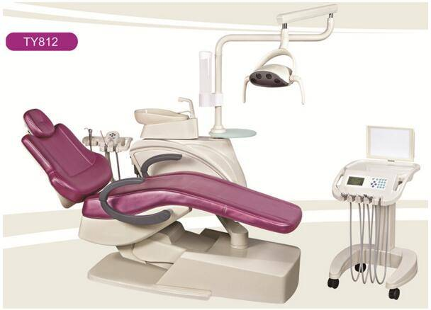 Luxury Electric Dental Assistant Chair 24V 550-800 ,Ergonomic Dental Chair